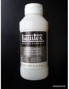 Medium de Alisado Liquitex 237 Mls.