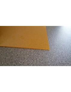 Plancha de Fotopolímero 1,00 mm. Poliéster dureza media DINA4