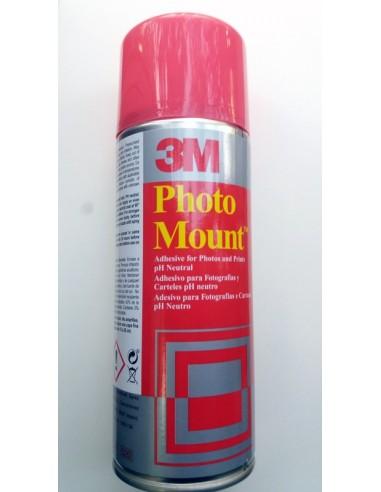 Photo Mount 3M Definitivo