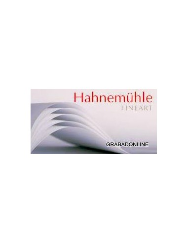 HAHNEMÜHLE 2 Barbas 300 Grs. Blco. / Mate/ Suave 78 x 106